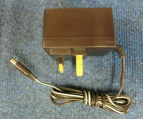 3Com 7900-000-070 3C16741A 3 Pin UK Plug AC Power Adapter Charger 12W 12V 1000mA